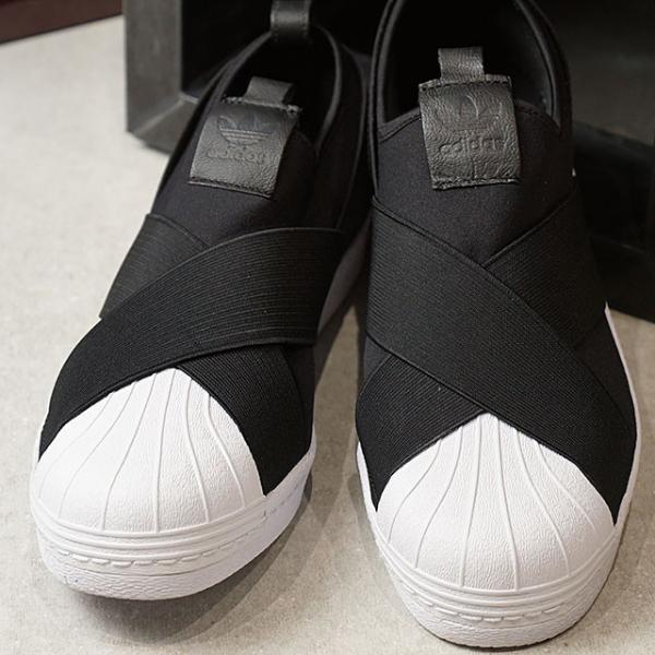 adidas アディダス スーパースター SUPERSTAR SlipOn スリッポン adidas Originals BZ0112 FW17|mischief|02