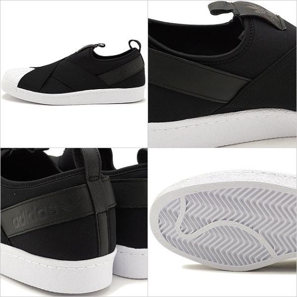 adidas アディダス スーパースター SUPERSTAR SlipOn スリッポン adidas Originals BZ0112 FW17|mischief|03