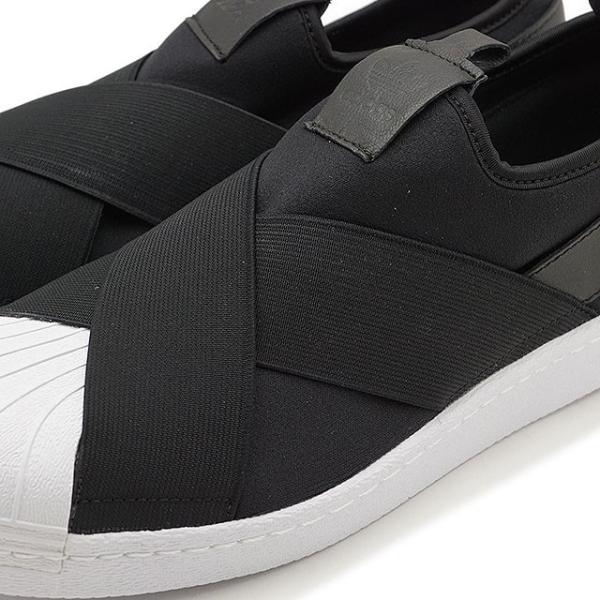 adidas アディダス スーパースター SUPERSTAR SlipOn スリッポン adidas Originals BZ0112 FW17|mischief|04