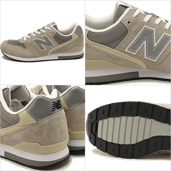 newbalance ニューバランス メンズ・レディース Dワイズ MRL996 AG クールグレー スニーカー 靴  MRL996AG SS18|mischief|03
