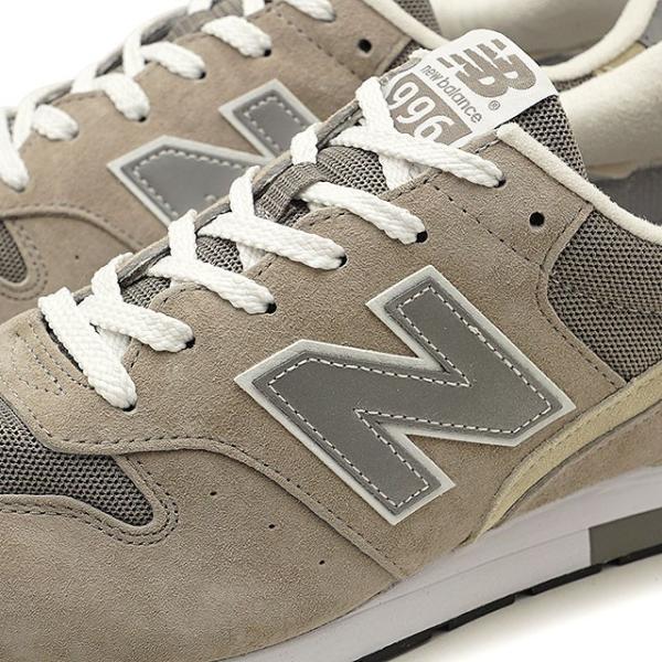 newbalance ニューバランス メンズ・レディース Dワイズ MRL996 AG クールグレー スニーカー 靴  MRL996AG SS18|mischief|04