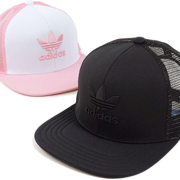 adidas Originals アディダス スケートボーディング メッシュキャップ TREFOIL TRUCKER トレフォイル トラッカー キャップ  帽子 FJE45 D98935 ... 26779e2d5ed2