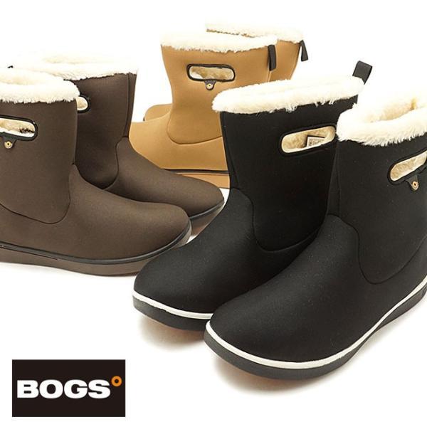 ボグス BOGS ボガ ブーツ BOGA-BOOTS レディース ウィンターブーツ スノーブーツ 防寒靴  1310510 FW18|mischief