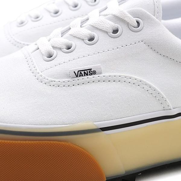 バンズ VANS エラ スタックド ERA STACKED メンズ レディース ヴァンズ 厚底スニーカー 靴 WHITE VN0A4BTOTDC FW19 mischief 04