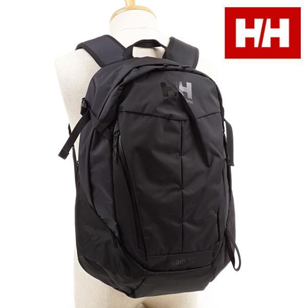ヘリーハンセン HELLY HANSEN リュック スカディ22 22L Skadi 22 HOY92007 FW20 HH デイパック 通勤 通学 K ブラック ブラック系