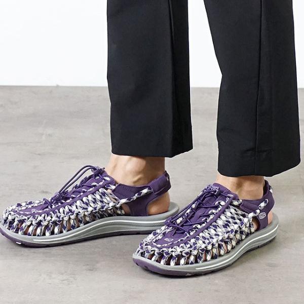 KEENキーンサンダルユニークフラットMUNEEKFLAT1023065SS20メンズアウトドアスニーカー靴Edomurasak