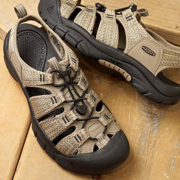 KEENキーンサンダルニューポートエイチツーMNEWPORTH21022251SS20メンズアウトドアウォーターシューズ靴Tau