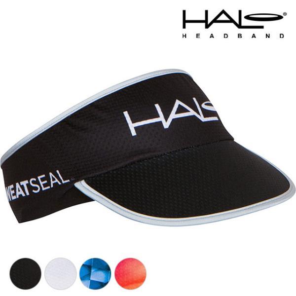 ヘイロHALOランニングバイザーバンドH0021SS21メンズ・レディースフリーサイズ吸汗サンバイザー