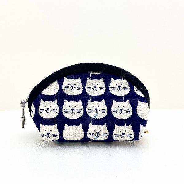 大森さんの猫の小銭入れ|mishinkoubou|12