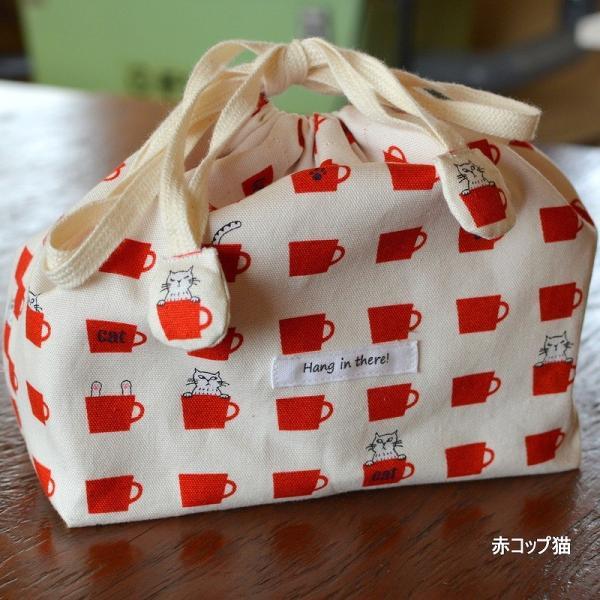 猫のお弁当袋|mishinkoubou|13