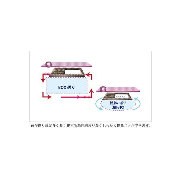 ミシン 本体 初心者 簡単 ジューキ JUKI コンピュータミシン HZLG100B HZL-G100B|misinkoubou|04