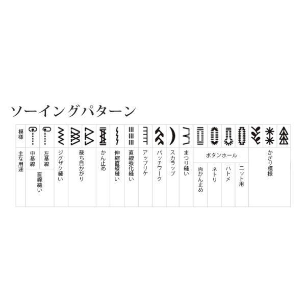 ミシン 本体 初心者 簡単 ジューキ JUKI コンピュータミシン HZLG100B HZL-G100B|misinkoubou|06