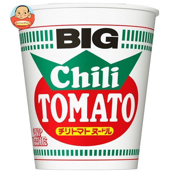 日清食品 カップヌードル チリトマトヌードル ビッグ 107g×12個入