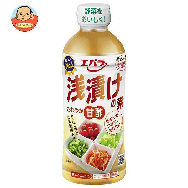 エバラ食品 浅漬けの素 さわやか甘酢 500ml×12本入