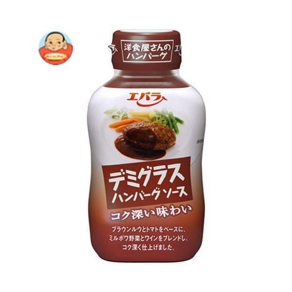 エバラ食品 ハンバーグソースデミグラス 225g×12本入