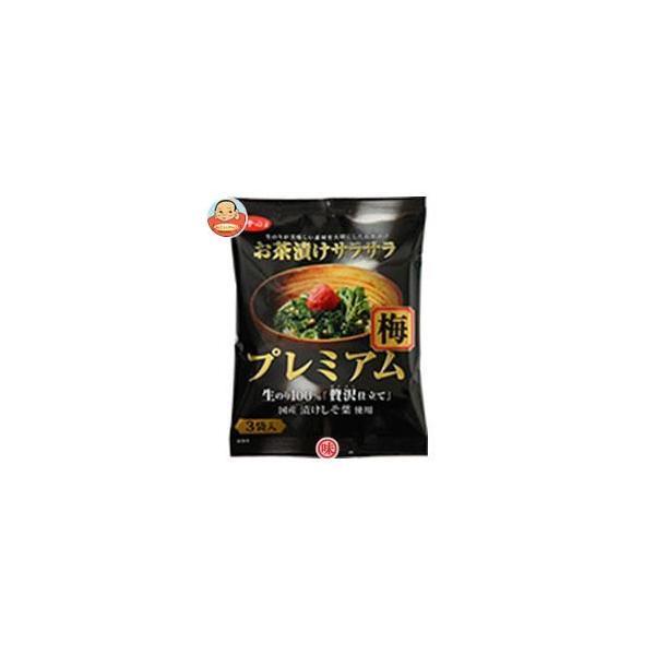 白子のり お茶漬けサラサラプレミアム 梅 16.8g(5.6g×3袋)×40(10×4)袋入