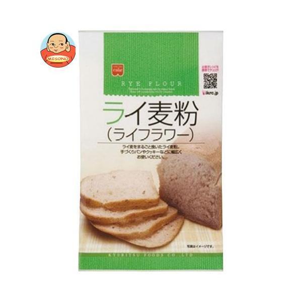 共立食品 ライ麦粉(ライフラワー) 200g×6袋入