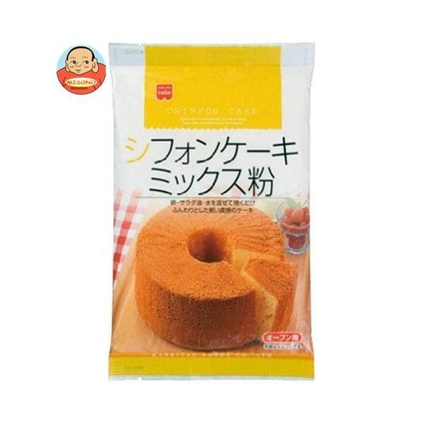 共立食品 シフォンケーキミックス粉 200g×6袋入