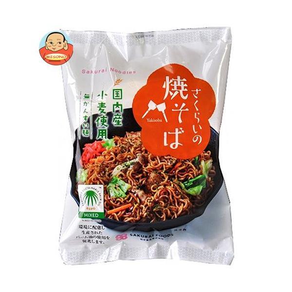 桜井食品 さくらいの焼そば 114g×20袋入