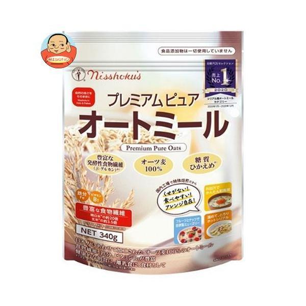 日本食品製造 日食 プレミアム ピュアオートミール 340g×4袋入