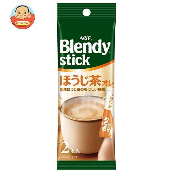 AGF ブレンディ スティック ほうじ茶オレ (10g×2本)×60袋入