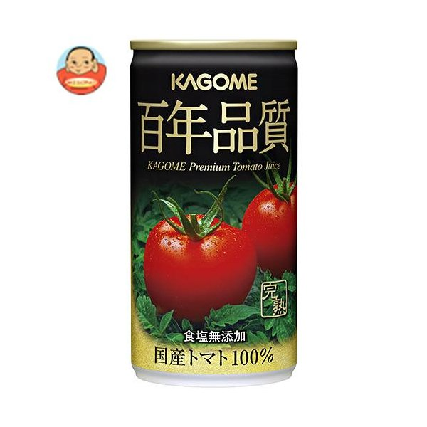 百年品質 トマトジュース 190g×30本 缶