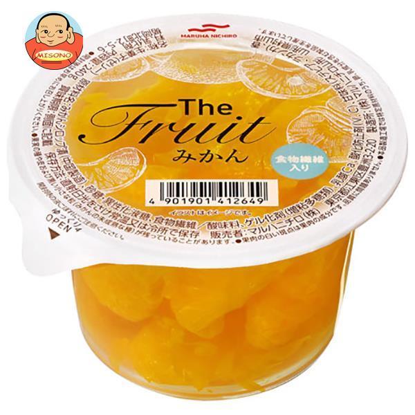マルハニチロ The Fruit(ザ フルーツ)みかん 240g×24(6×4)個入