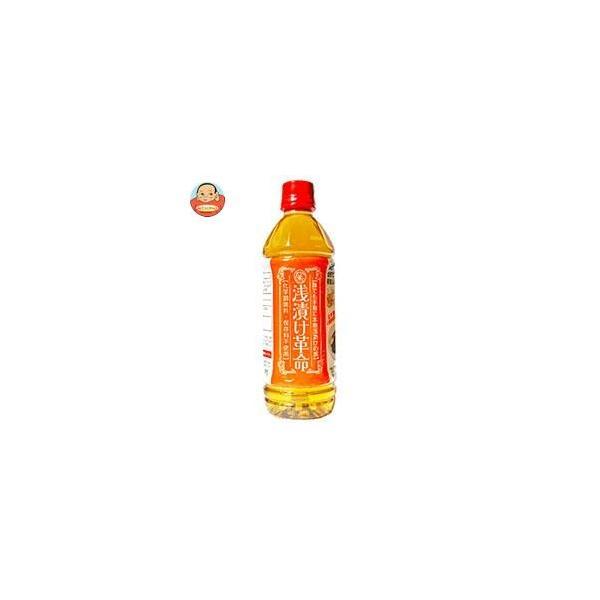 樽の味 浅漬け革命 500mlペットボトル×12本入