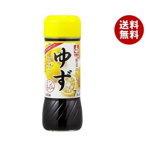 送料無料 【2ケースセット】イカリソース 野菜のドレス ゆず 200ml瓶×10本入×(2ケース)
