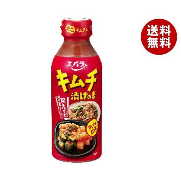 送料無料 【2ケースセット】エバラ食品 キムチ漬けの素 300ml×12本入×(2ケース)