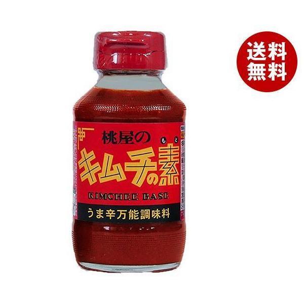 送料無料 【2ケースセット】桃屋 キムチの素 190g瓶×12本入×(2ケース)