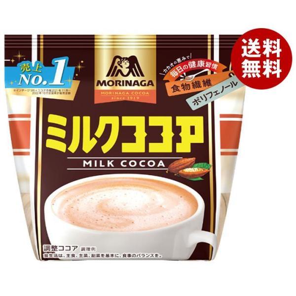送料無料 【2ケースセット】森永製菓 ミルクココア 300g袋×10袋入×(2ケース)