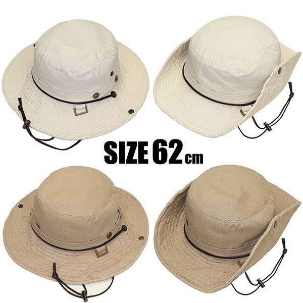 帽子 ハット 帽子 メンズ 帽子 アドベンチャーハット 大きいサイズ 帽子 レディース 大きい BIG レディース 登山 日よけ帽子 アウトドア UV テンガロン|missa-more|04