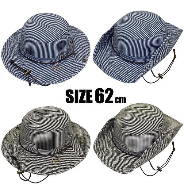 帽子 ハット メンズ 帽子 レディース夏 夏用 日よけ帽子 アドベンチャーハット 大きいサイズ  大きい BIG レディース 旅行 登山 遠足 アウトドア UV missa-more 09