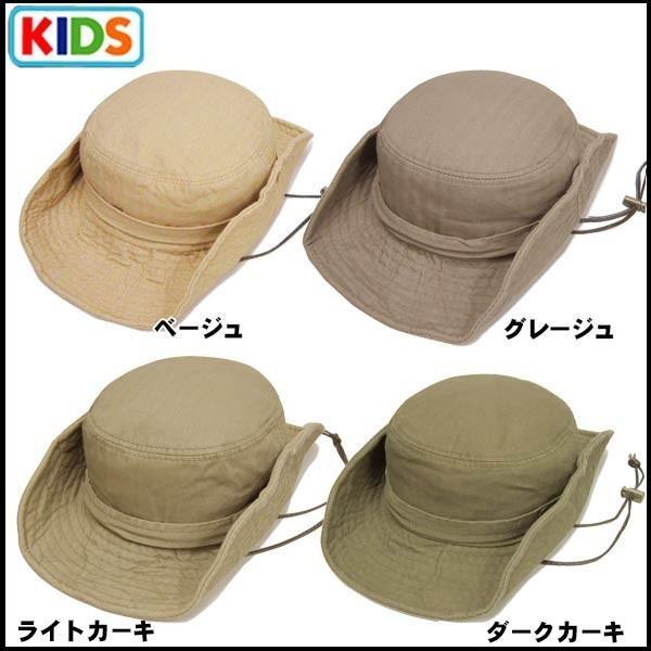 帽子 キッズ 帽子 親子ペア 帽子 親子 おそろい キッズ帽子 アドベンチャーハット 子供用 帽子 キッズ帽子 子供ハット 子供アウトドア 小さいサイズ|missa-more|03