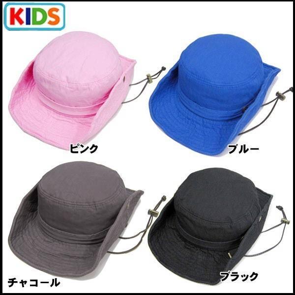 帽子 キッズ 帽子 親子ペア 帽子 親子 おそろい キッズ帽子 アドベンチャーハット 子供用 帽子 キッズ帽子 子供ハット 子供アウトドア 小さいサイズ|missa-more|04
