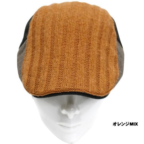 ハンチング帽子 帽子 メンズ 30代 40代 50代 60代 帽子 ぼうし ニット ニット帽 キャップ キャスケット ハンチング帽子 防寒 秋冬 男女兼用|missa-more|03
