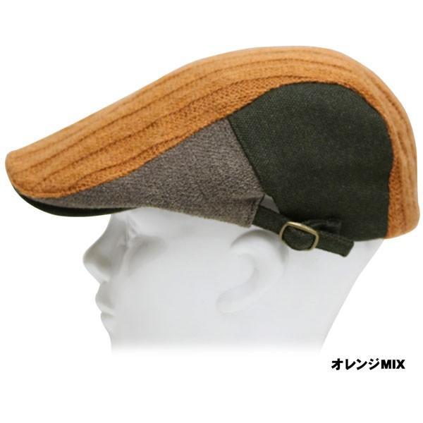 ハンチング帽子 帽子 メンズ 30代 40代 50代 60代 帽子 ぼうし ニット ニット帽 キャップ キャスケット ハンチング帽子 防寒 秋冬 男女兼用|missa-more|04