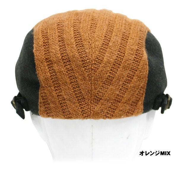 ハンチング帽子 帽子 メンズ 30代 40代 50代 60代 帽子 ぼうし ニット ニット帽 キャップ キャスケット ハンチング帽子 防寒 秋冬 男女兼用|missa-more|05