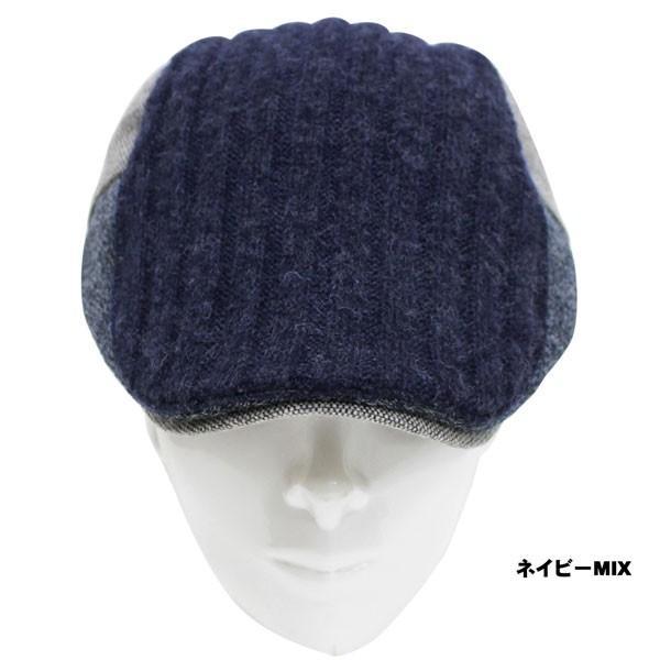 ハンチング帽子 帽子 メンズ 30代 40代 50代 60代 帽子 ぼうし ニット ニット帽 キャップ キャスケット ハンチング帽子 防寒 秋冬 男女兼用|missa-more|09