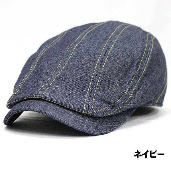 帽子 ハンチング 送料無料 ゴルフ 帽子 メンズ 帽子 レディース ぼうし  デニム 人気 帽子 春 夏 30代 40代 50代 60代 父の日 帽子 キャップ|missa-more|05