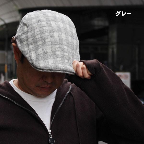帽子 人気 おしゃれ帽子 秋 冬 ハンチング  秋・冬ハンチング レディース メンズ ハンチング帽|missa-more|02