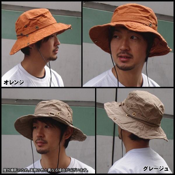 帽子 メンズ 帽子レディース サファリ UVカット帽子 メンズ 登山 帽子アドベンチャーハット 日よけ帽子 釣り 帽子 アウトドア UV/ ハット/テンガロン ぼうし|missa-more|12