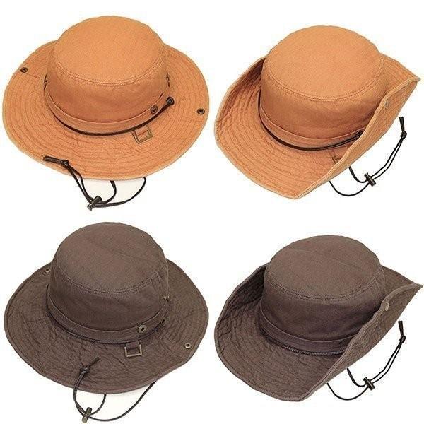 帽子 メンズ 帽子レディース サファリ UVカット帽子 メンズ 登山 帽子アドベンチャーハット 日よけ帽子 釣り 帽子 アウトドア UV/ ハット/テンガロン ぼうし|missa-more|05