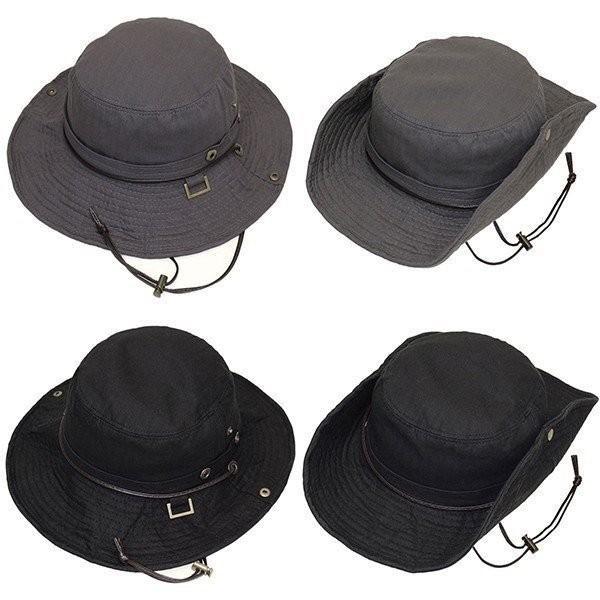 帽子 メンズ 帽子レディース サファリ UVカット帽子 メンズ 登山 帽子アドベンチャーハット 日よけ帽子 釣り 帽子 アウトドア UV/ ハット/テンガロン ぼうし|missa-more|06