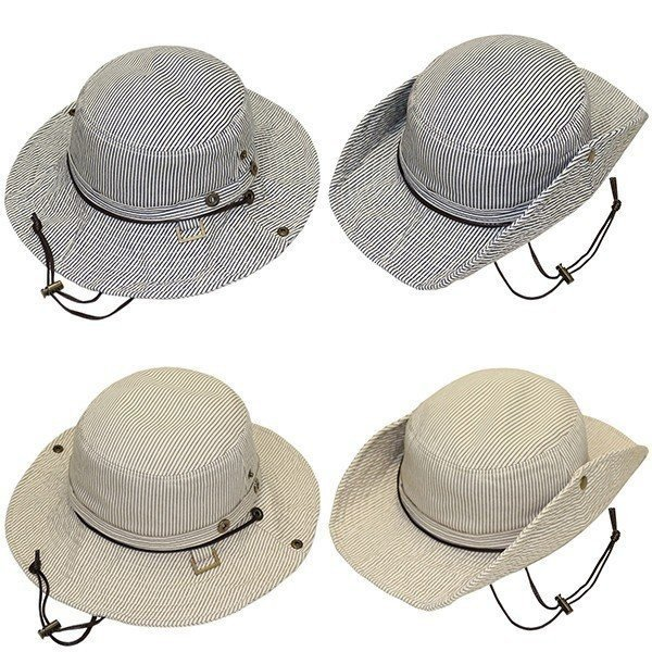 帽子 メンズ 帽子レディース サファリ UVカット帽子 メンズ 登山 帽子アドベンチャーハット 日よけ帽子 釣り 帽子 アウトドア UV/ ハット/テンガロン ぼうし|missa-more|08