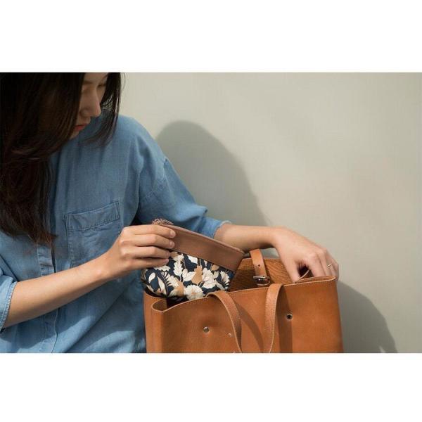 ポーチ 小物入れ 化粧ポーチ 使いやすい メイクポーチ 旅行 トラベルポーチ バッグインバッグ 可愛い おしゃれ フラミンゴ ゆうパケット送料無料|missbeki|10