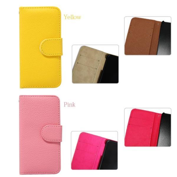 スマホケース iPhone5 iPhone5s iPhoneSE  ケースアイフォン5 手帳型 スマホカバー ナチュラルレザー  ダイアリーケーススタンダードゆうパケット便送料無料|missbeki|06
