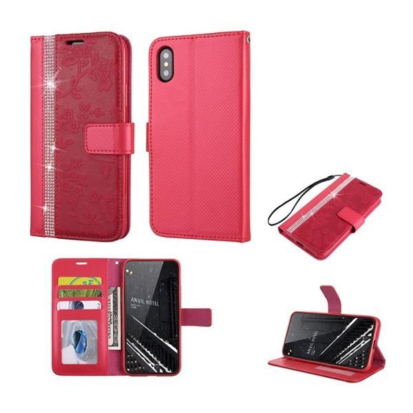 新型iPhoneXS ケース 手帳型 iPhoneX iPhone8 iPhone7 iPhone6 iPhone6s iPhone5 iPhone5s iPhoneSE アイフォンケース おしゃれ 花柄 送料無料|missbeki|09