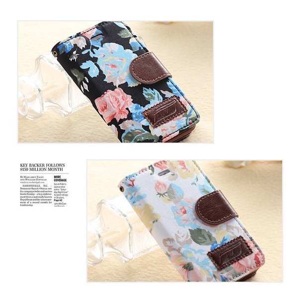 iPhone ケース 手帳型 iPhoneXR iPhoneXS iPhone7 iPhoneX iPhone8 カバー iPhone6 iPhone5 iPhoneSE カード収納 可愛い 花柄 送料無料|missbeki|10